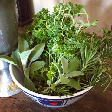 Scarborough Fair - Parsley Sage Rosemary and Thyme